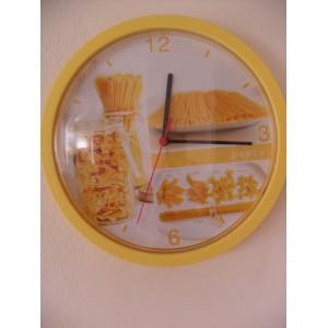 Reloj Cocina Amarillo