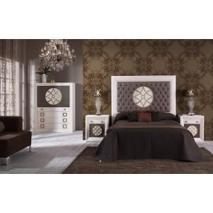 Dormitorio Rosetón
