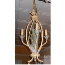 Lámpara Bambú